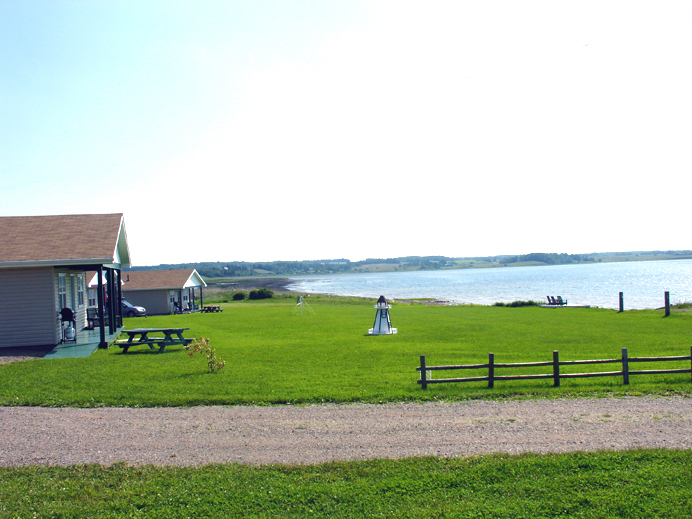 Sunset Beach Cottages And Rv Sites Nova Scotia Cottages